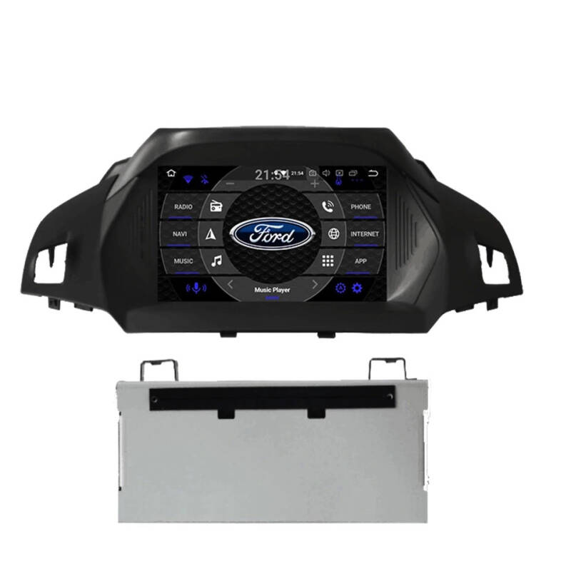 Ford C-Max Android 10 Navigatie
