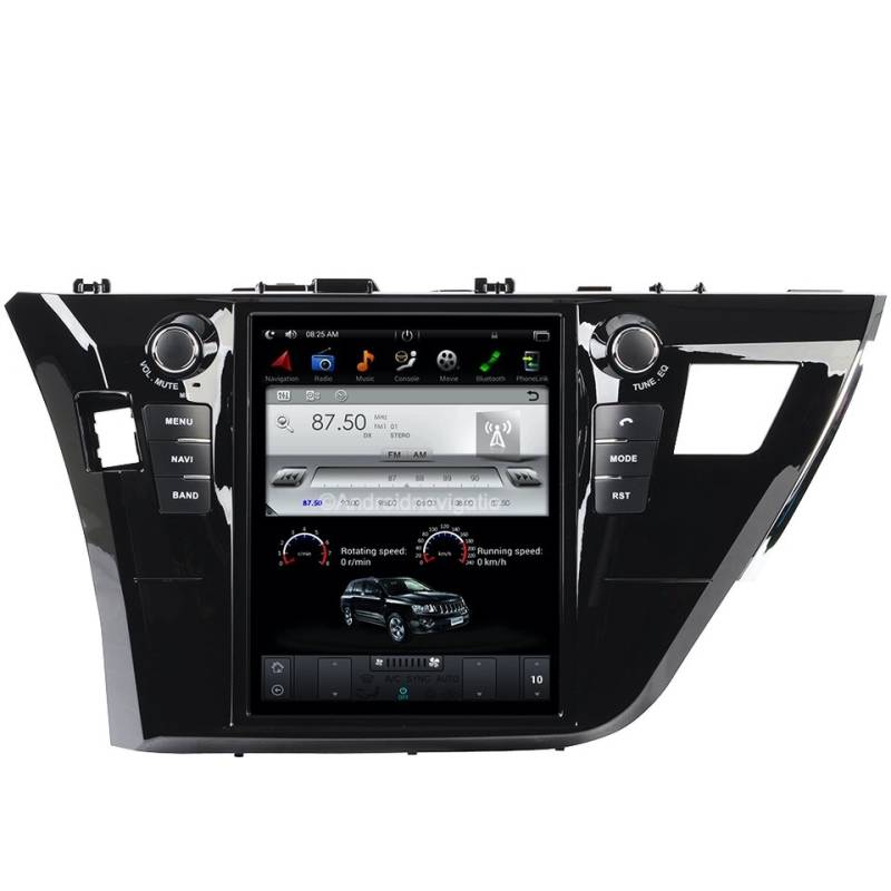 Toyota Corolla Android 9 Navigatie