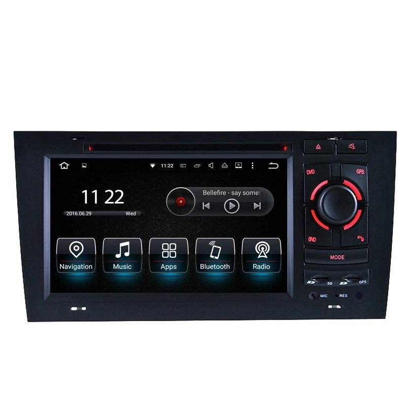 Audi A6 RNS-E Android 10,0