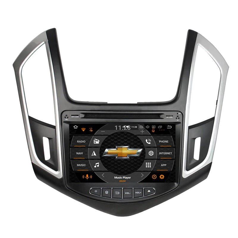 Chevrolet Chevy Cruze Android 10 Navigatie