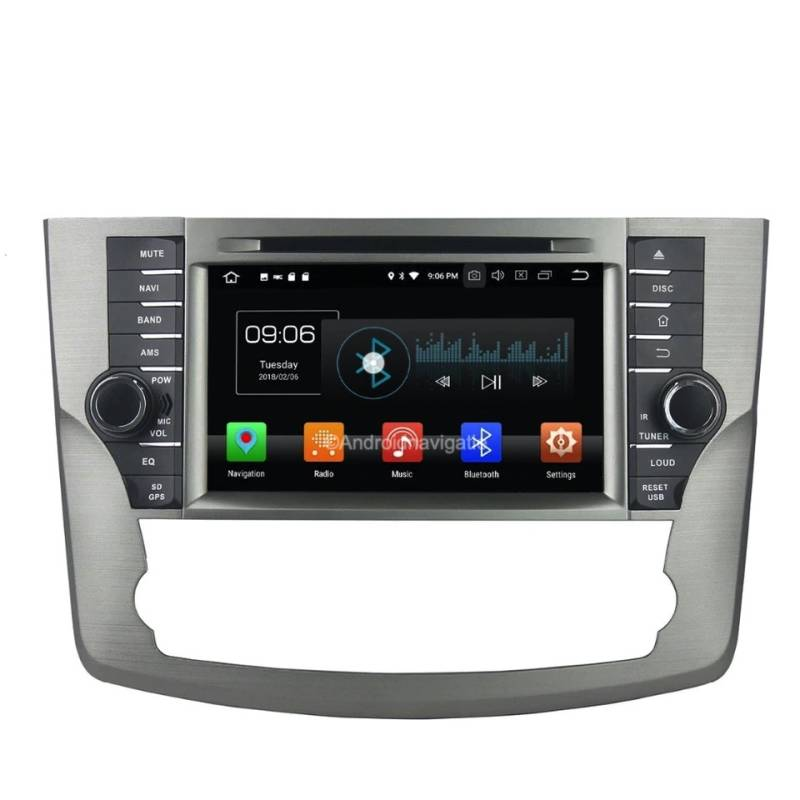 Toyota Avalon Android 9 Navigatie