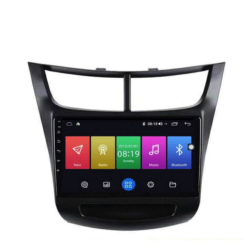 Chevrolet Sail Android 9