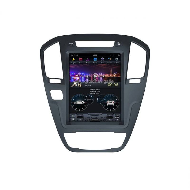 Opel Insignia Android 9 Navigatie