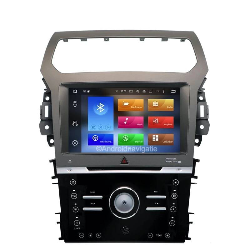 Ford Explorer Android 9 Navigatie