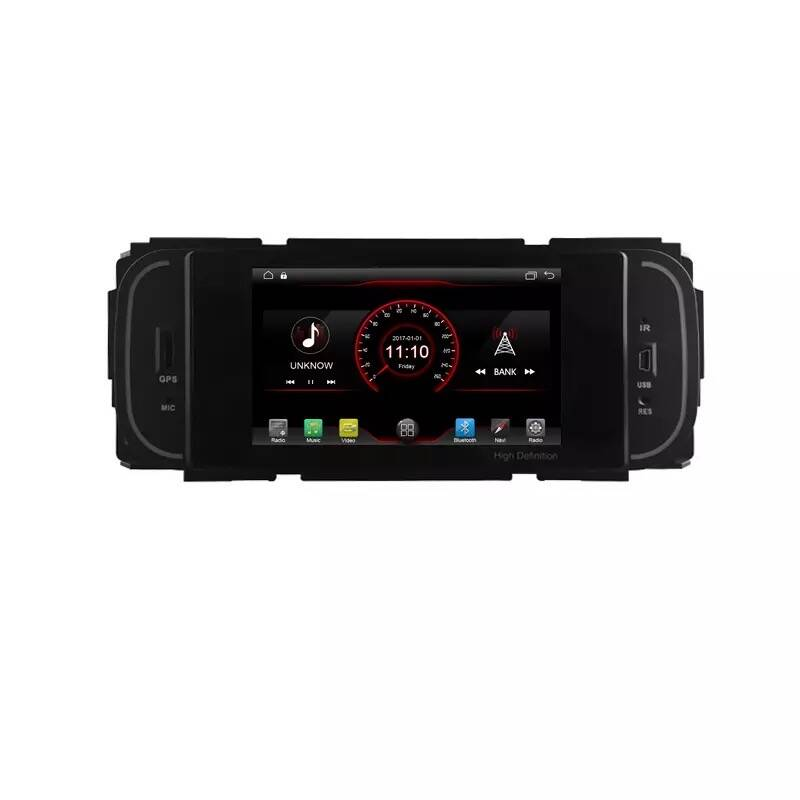 Chrysler Voyager Android 10.0 Navigatie