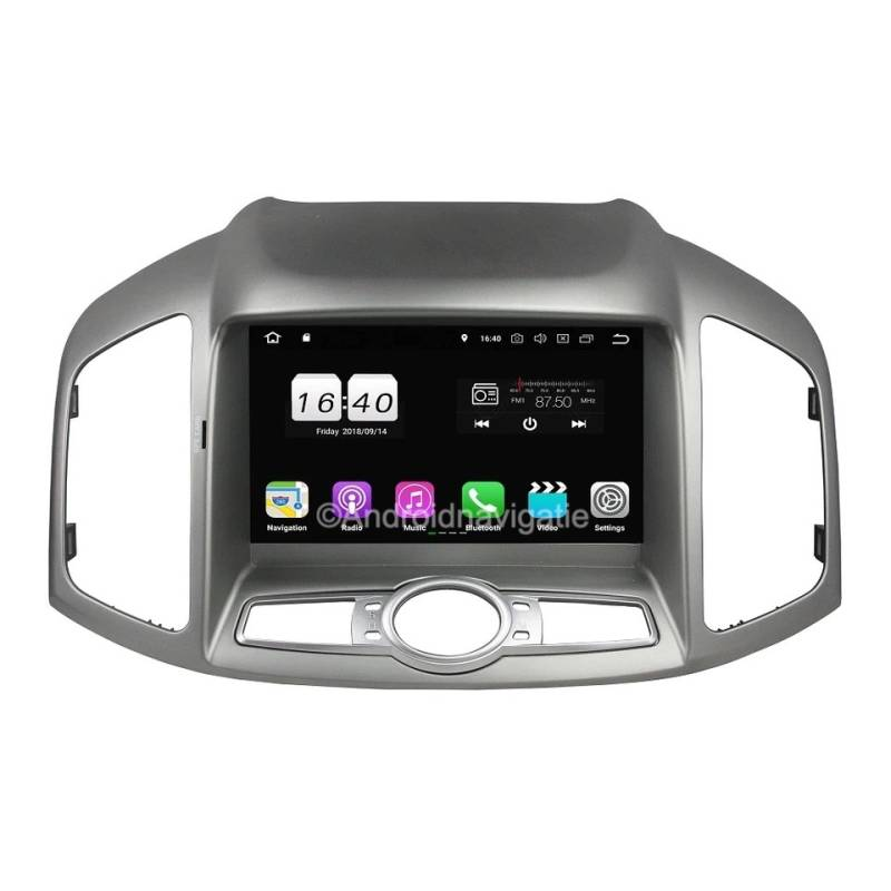 Chevrolet Capativa Android 9 Navigatie