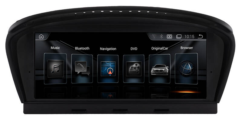 BMW 7-Serie Android 10.0 Navigatie E65