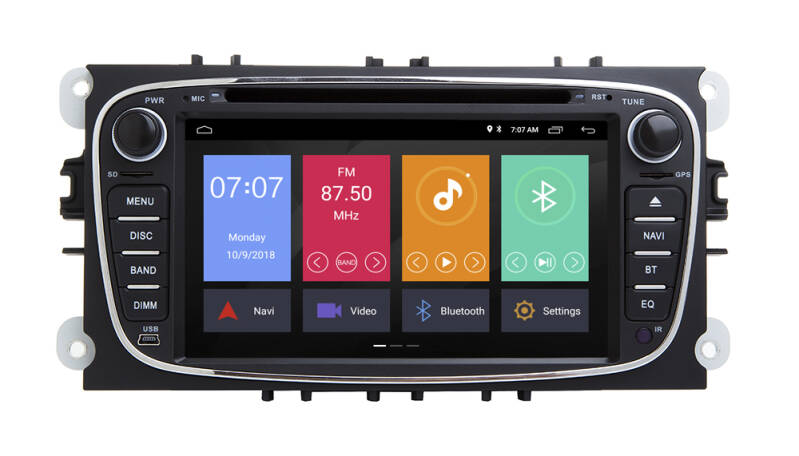 Ford Galaxy Android 10.0 Navigatie