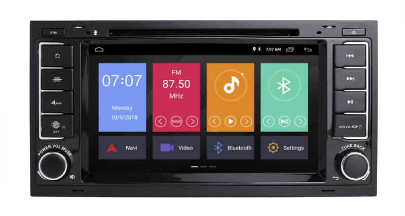 Multimedia Systeem Touareg Android 10