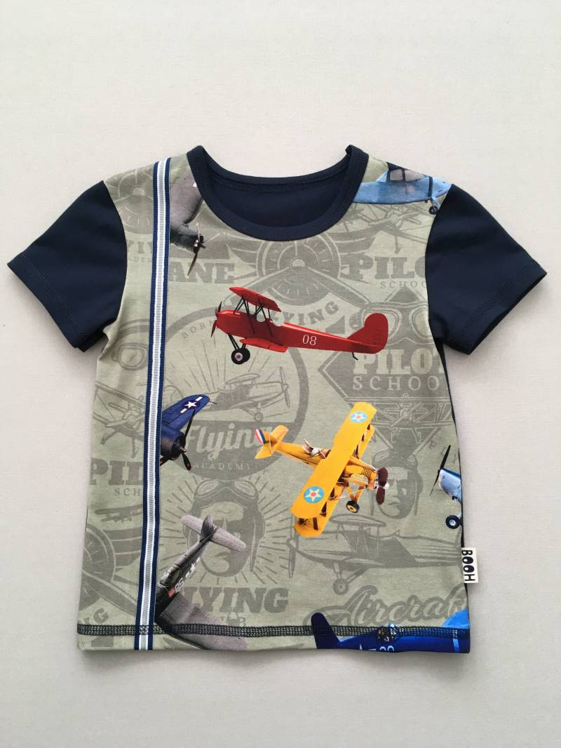 Shirt QUIN 'Flying'