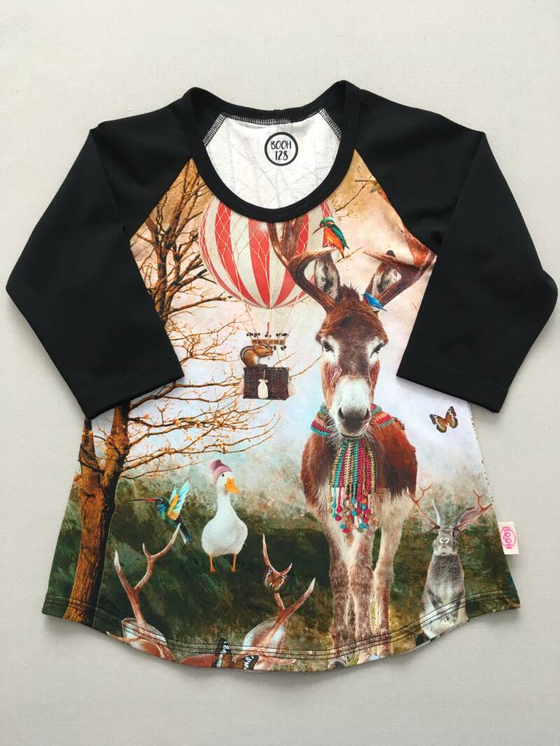 Shirt LIZZY 'Donkey and more'