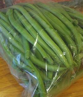 Haricots-verts 250 gr.