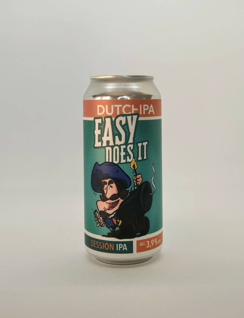 Dutch IPA - Easy Does It