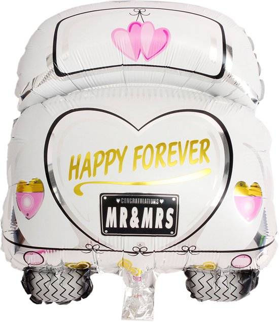 Happy forever ballon