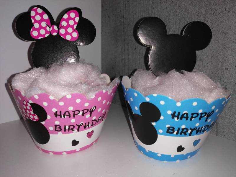 Mickey en Minnie traktaties