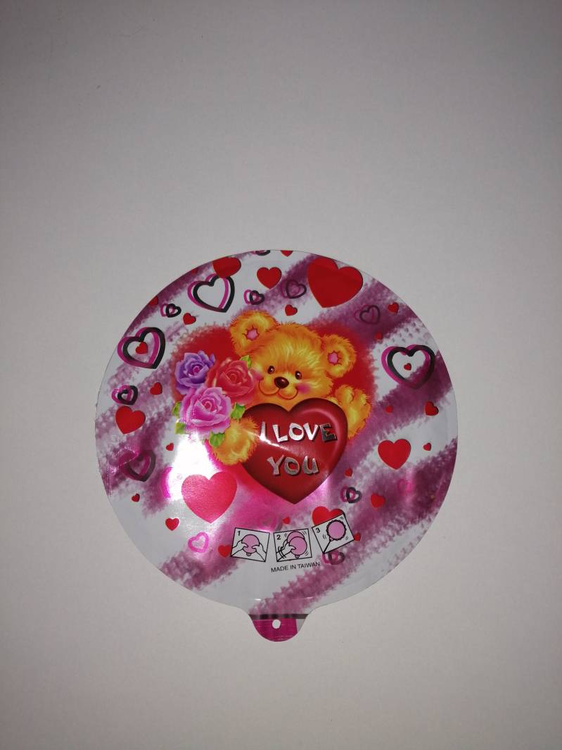 I love you ballon