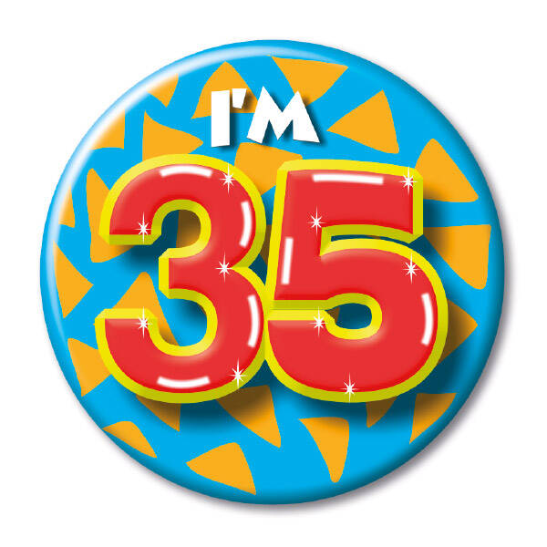 button 35 jaar