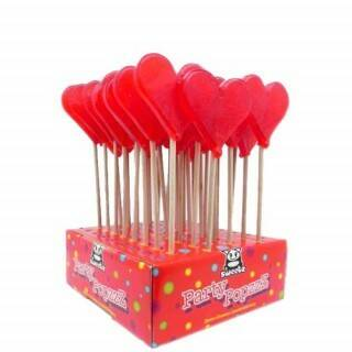 Heart lollie's