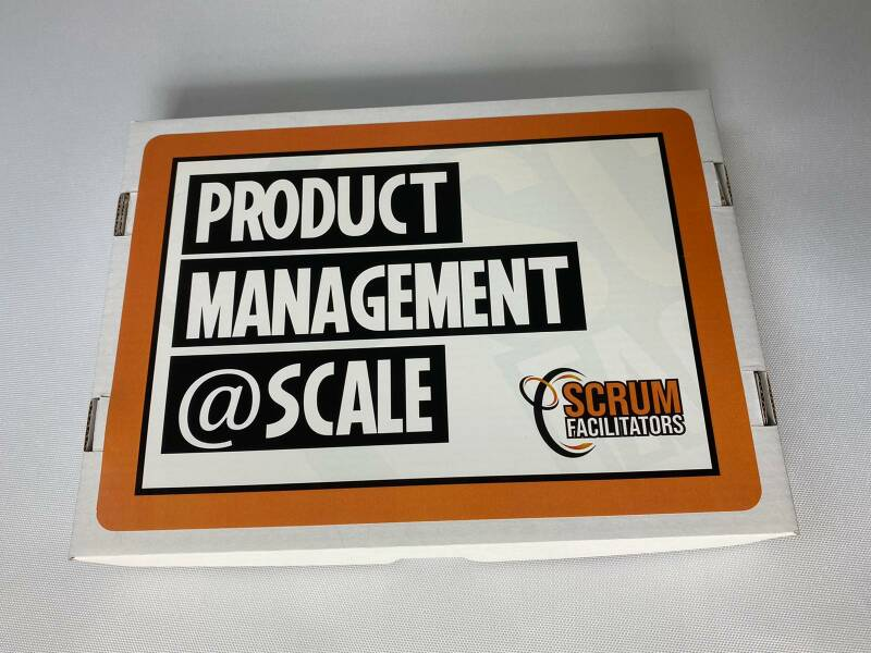 Product Management @ Scale by  Scrum Facilitators - Community Member Edition