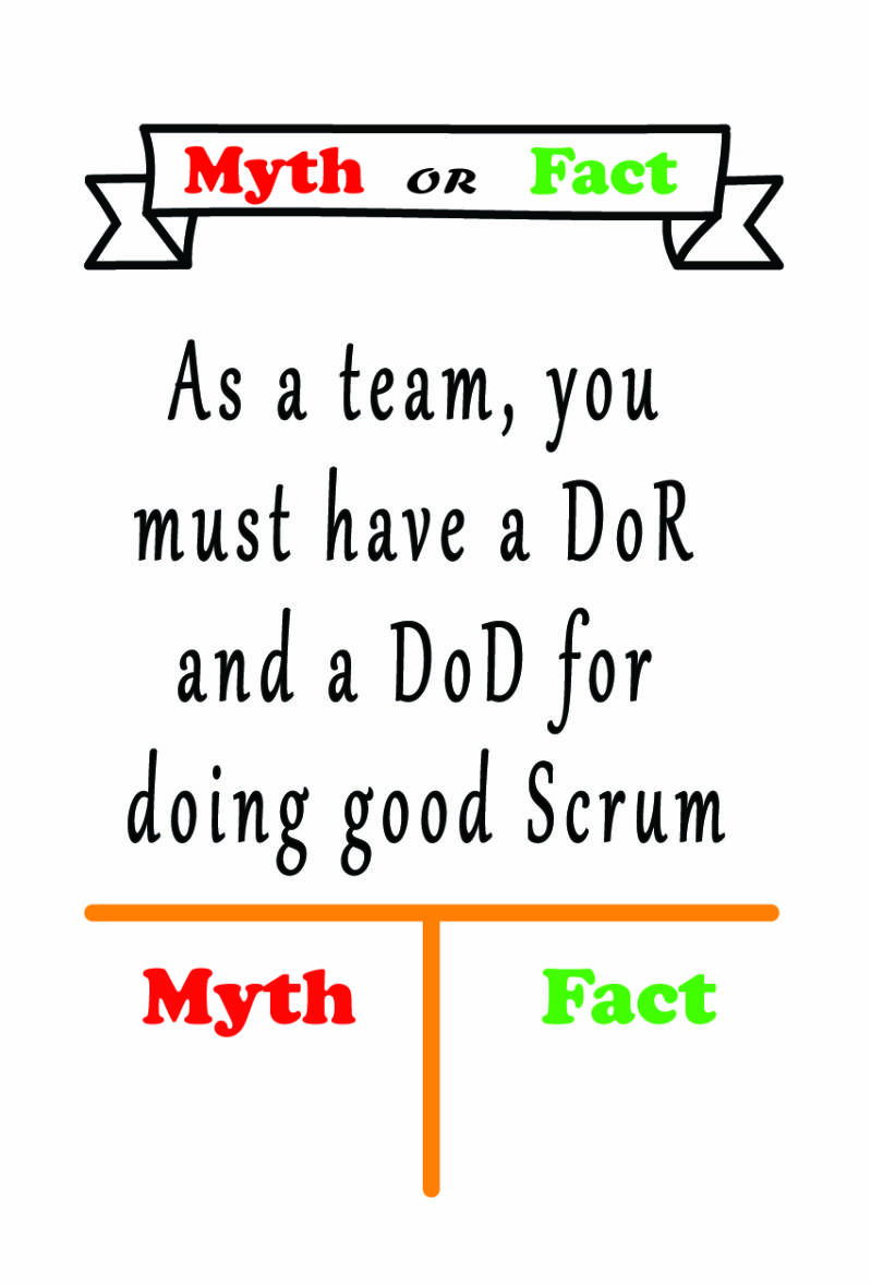 Myth or Fact Poster Pack (23 posters)