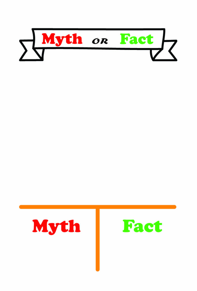 Myth or Fact Posters