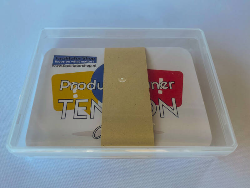 Product Owner Tension Game