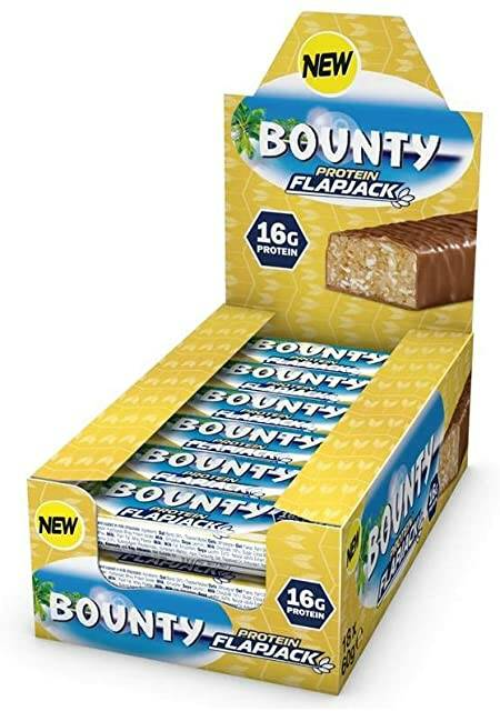 Bounty Protein Flapjack - 18 repen