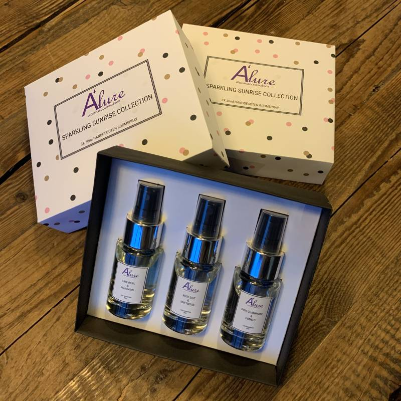 Giftset roomsprays
