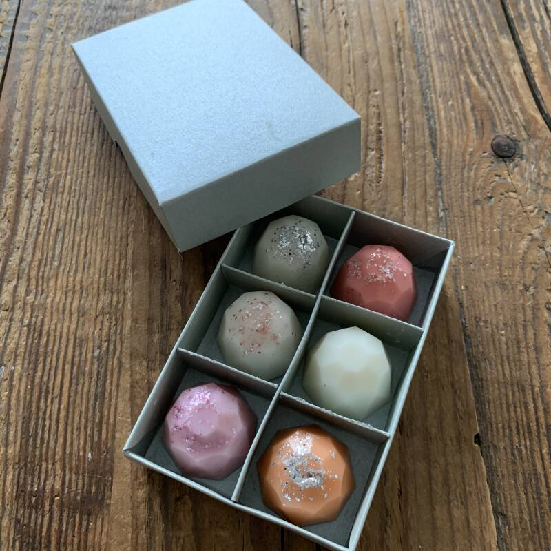 Samplebox waxmelts