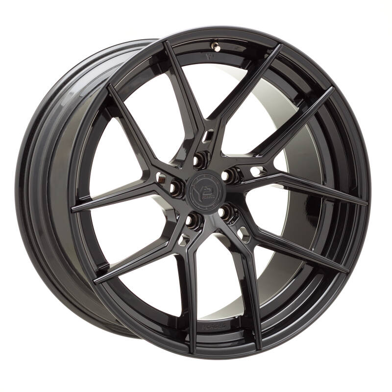 Yido Performance | YP 6.2 | FORGED CUSTOM | Gloss Black