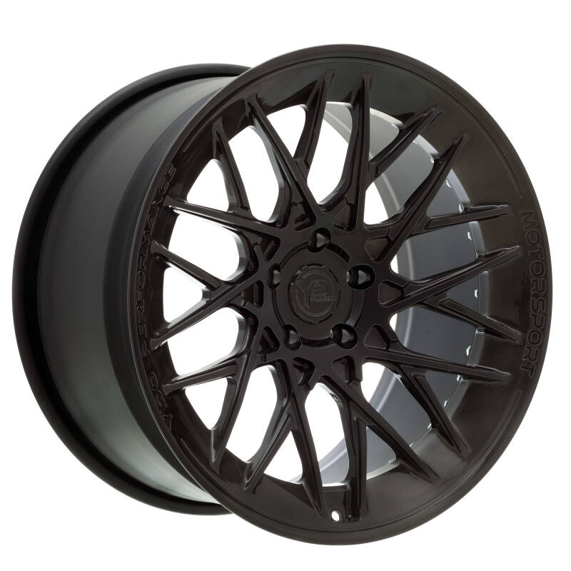 Yido Performance | YP LT-MS 100.2 | FORGED CUSTOM | Brushed Black