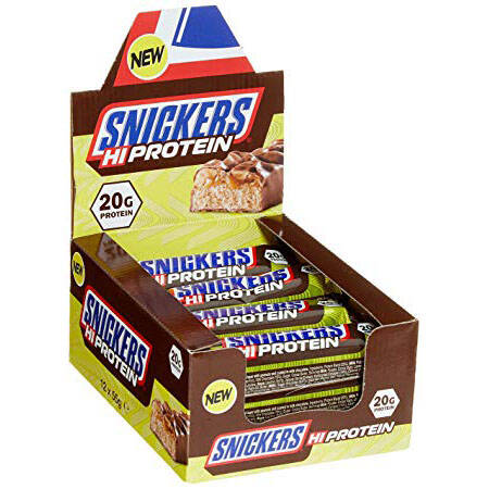 Snickers HiProtein Bars