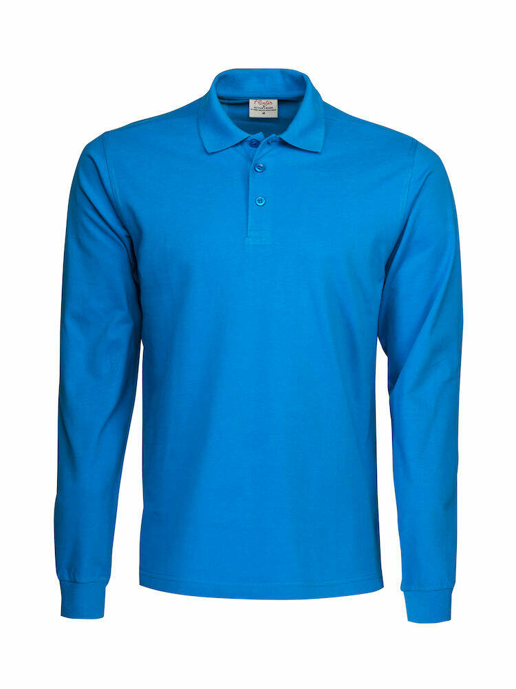 POLO PRINTER SURF RSX LONG SLEEVE HEREN 8 KLEUREN
