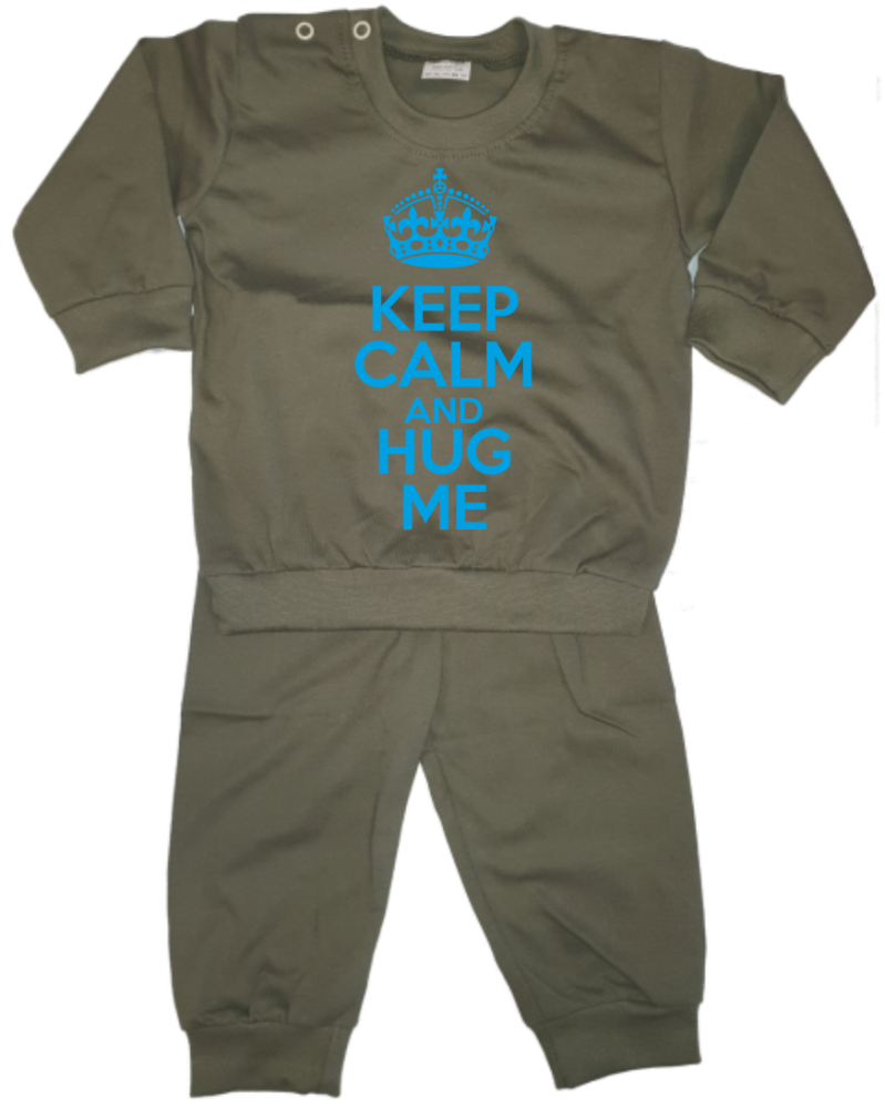 Pyjama KEEP CALM AND HUG ME