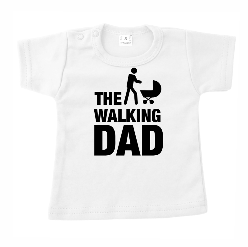 Shirt korte mouw THE WALKING DAD
