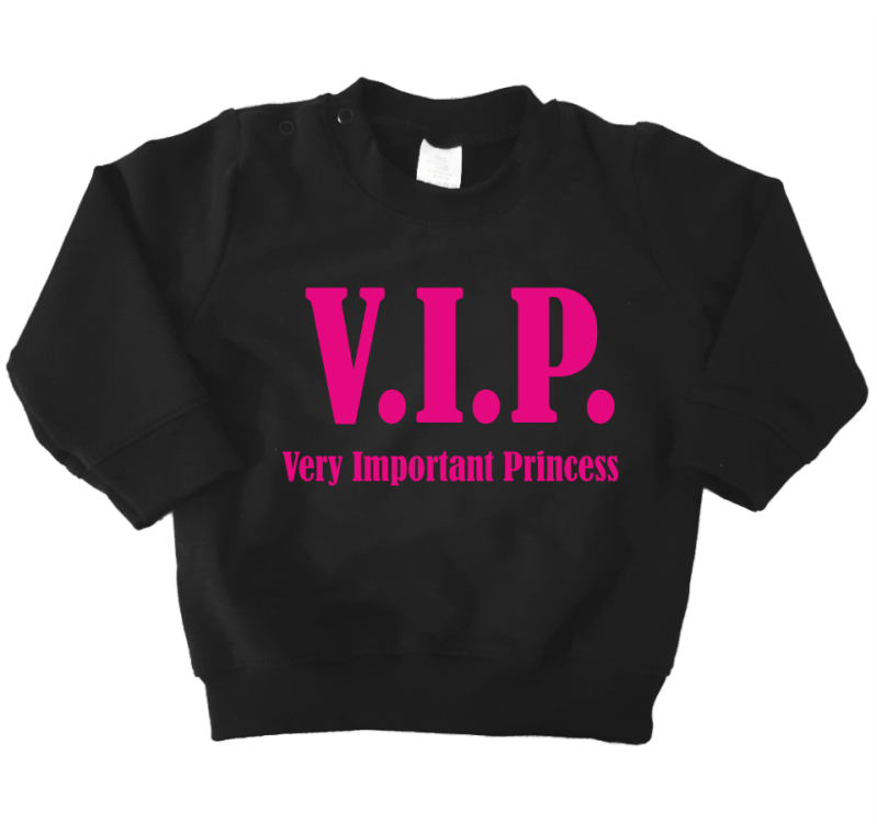 Sweater VIP (VERY IMPORTANT PRINCESS)