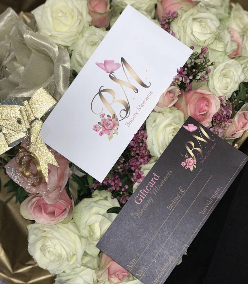 Gift Card BeautyMoments €10,-