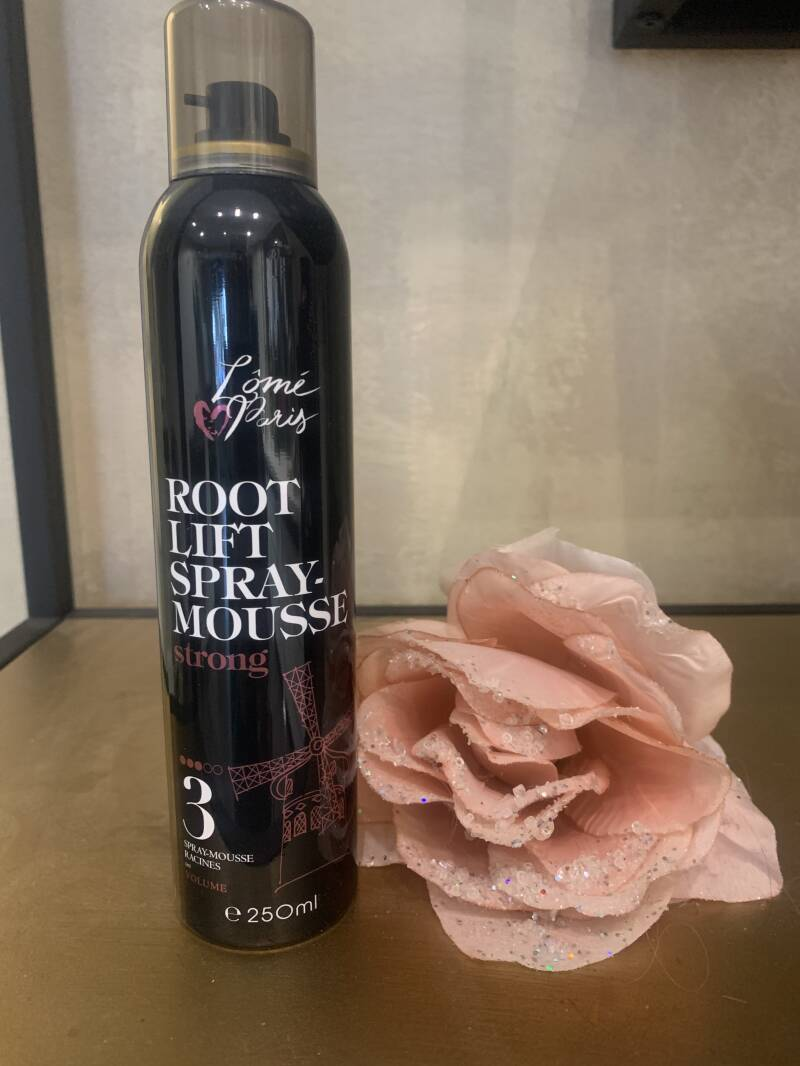Rootlift spray mousse strong