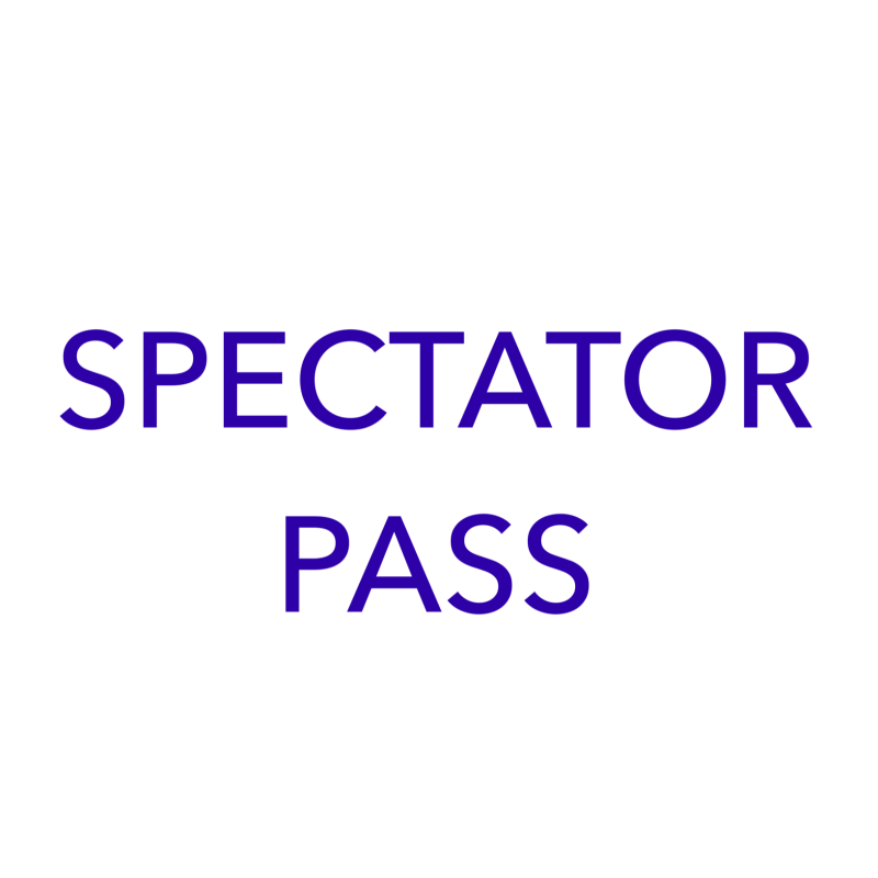 Saturday Spectator Day Pass Junior
