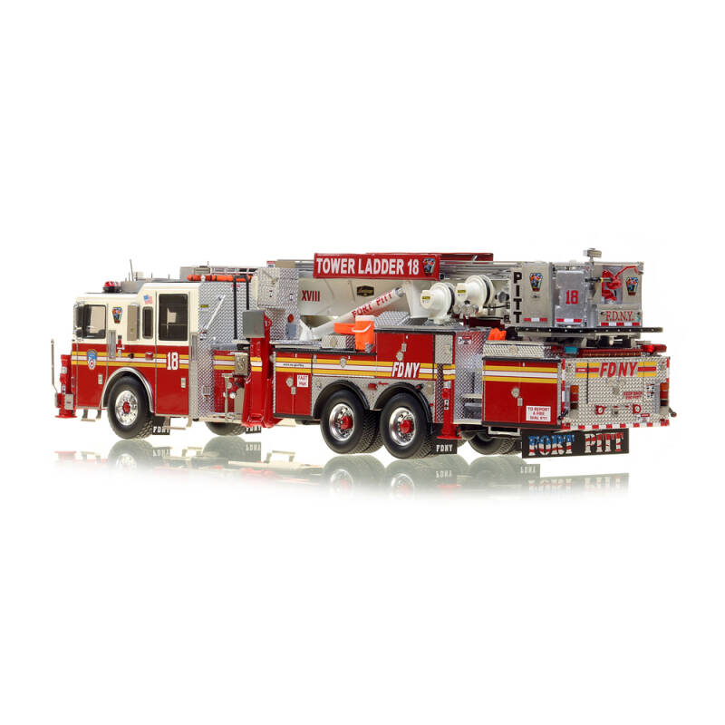 Combi Package: FDNY Engine 15 & Ladder 18