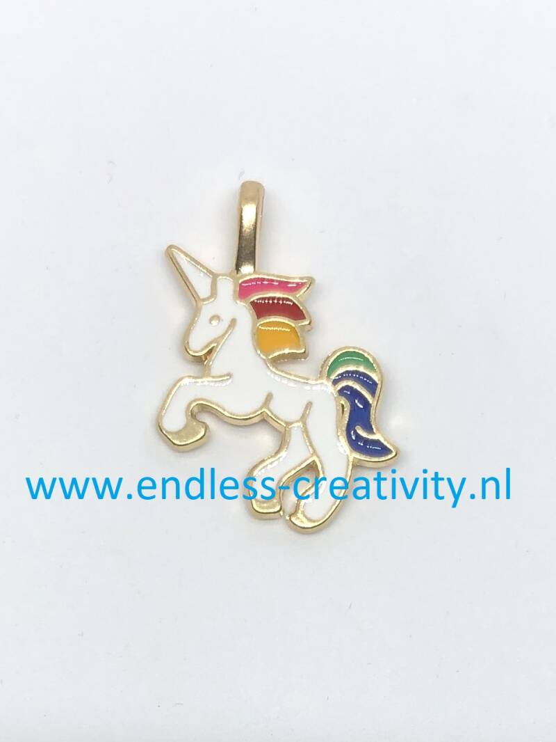 Bedel Unicorn Wit