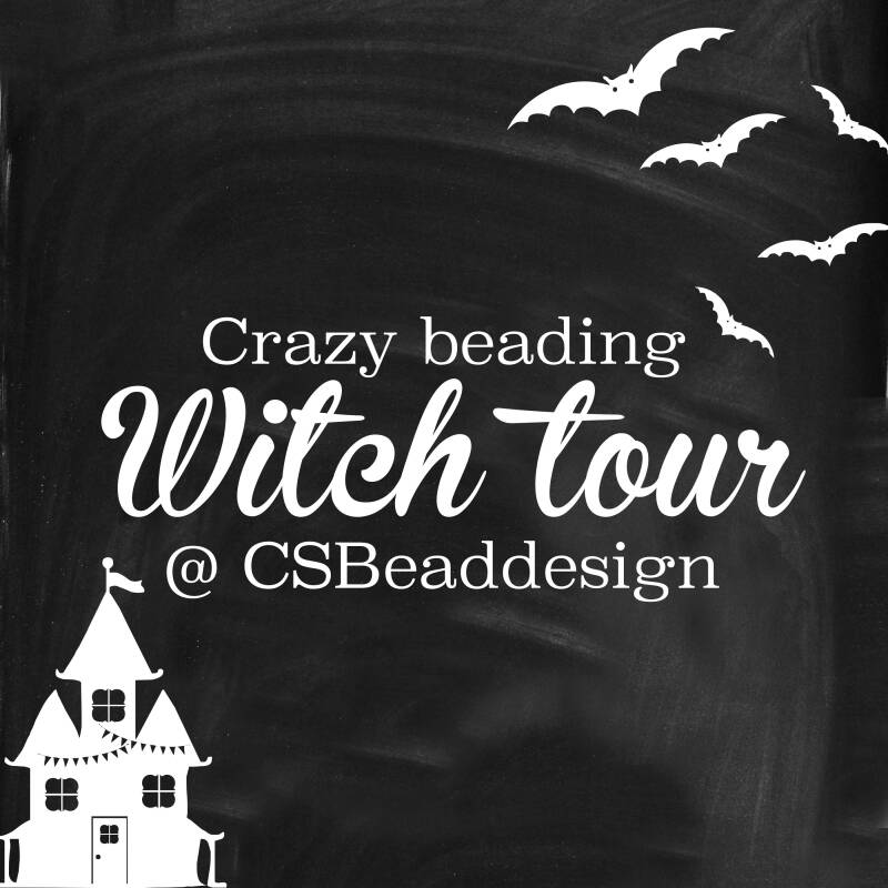 Crazy Beading Witch Tour in English