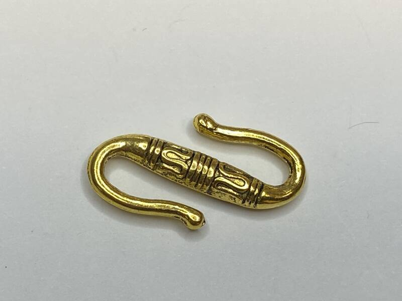 Hook Clasp 22mm Gold Tone