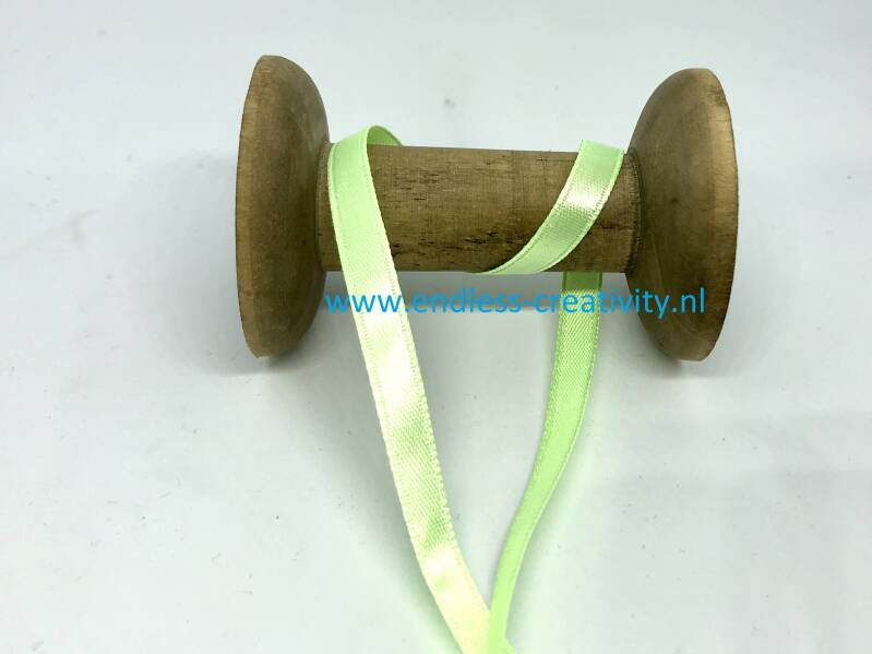 (Ribbon) Neon Green