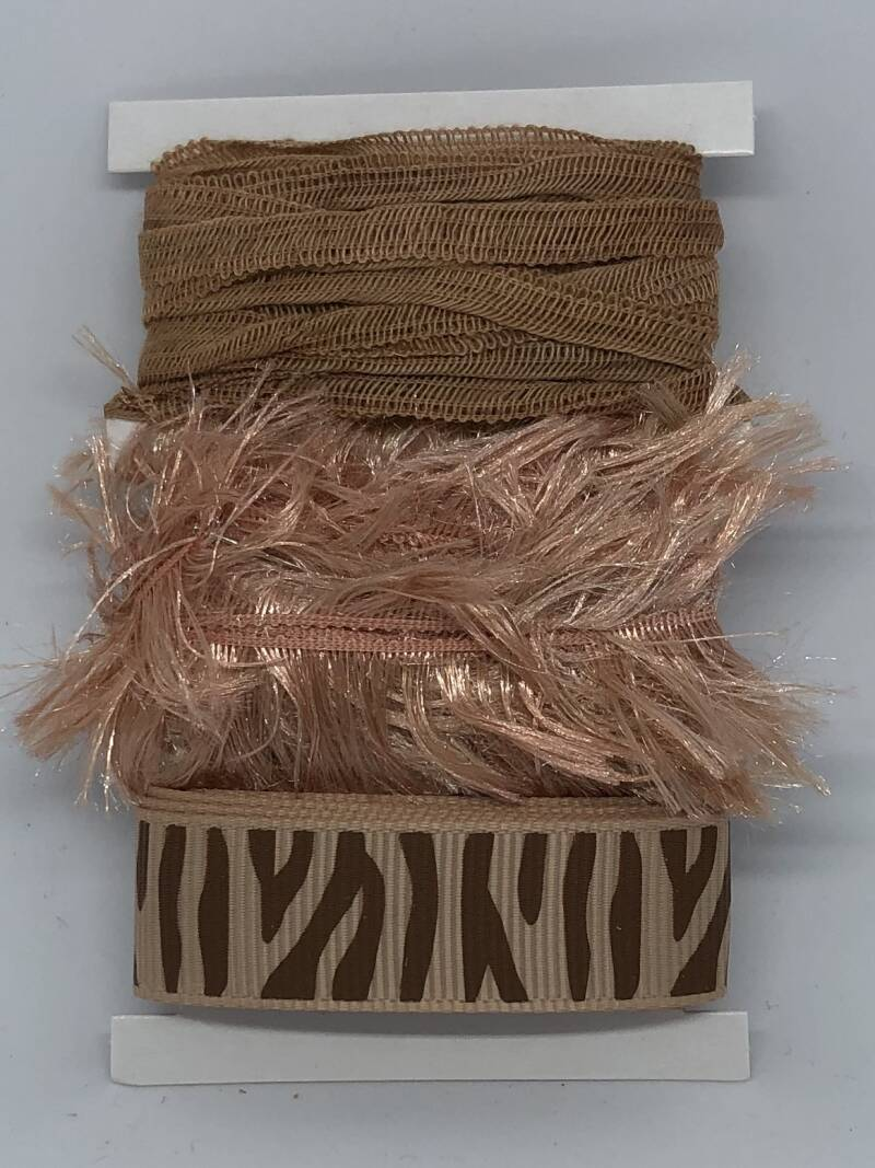 Ribbon Set / Brown