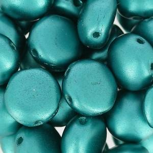 Candy Beads 8mm Pastel Emerald