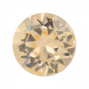 Swarovski Chaton 1088 8mm Light Peach