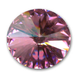 Swarovski Rivoli 1122 14mm Rose