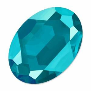 Swarovski Oval Fancy Stone 4127 / 30x22mm Crystal  Azure Blue
