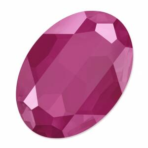 Swarovski Oval Fancy Stone 4127 / 30x22mm Crystal Peony Pink